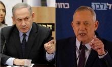 غانتس يخشى تنصل نتنياهو من التناوب على رئاسة الحكومة