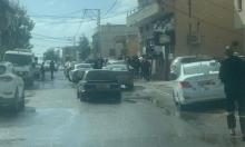 طمرة: إصابة شاب في إطلاق نار على محل تجاري
