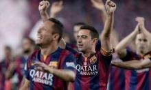 تشافي: أريد العودة لبرشلونة وضم نيمار