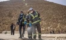 السلطات المصرية تعلن عزل قرى ومدن لمكافحة كورونا