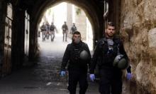 لضبط قيود كورونا: 650 جنديا إسرائيليا مسلحا ينتشرون في الشوارع