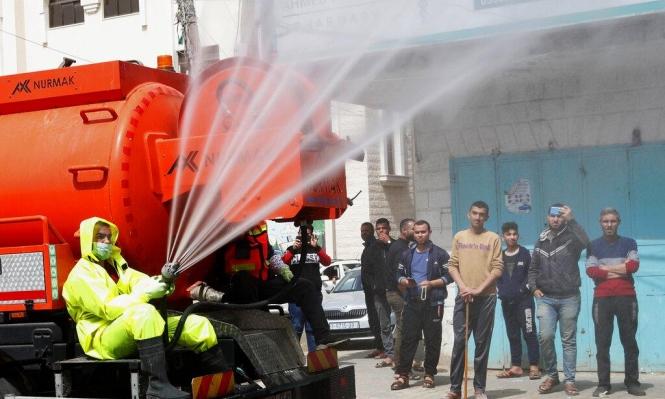 """الجيش الإسرائيلي يخشى """"نهاية العالم"""" إذا انتشر كورونا في غزة"""
