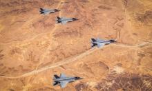 """""""البرق المتواصل"""": مناورة إسرائيلية أميركية لمواجهة التهديدات الجوية"""