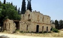 الاحتلال يخطر بإزالة أشجار من موقع سياحي قرب نابلس