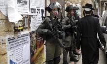 لفرض قيود كورونا: 700 جندي إسرائيلي ينتشرون في الشوارع بدءًا من الثلاثاء