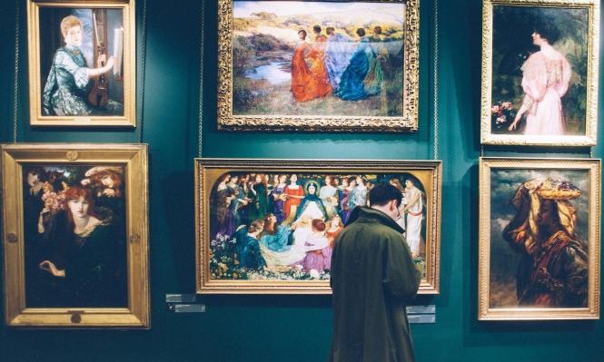 لصوص يسرقون لوحة فنيّة لفان غوخ بقيمة 6 مليون يورو