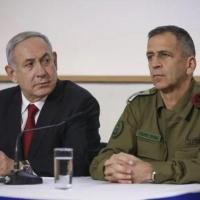 رئيس أركان الجيش الإسرائيلي يخضع للحجر الصحي
