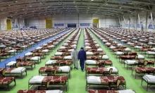 طهران تعلن عن ارتفاع الإصابات إلى 3111  وأوروبا تسلمها معدات طبية