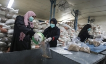 """آلية جديدة لـ""""أونروا"""" لتوزيع المساعدات بغزّةخشية من كورونا"""
