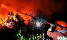 الصين: 19 قتيلا في حريق غابات ضخم