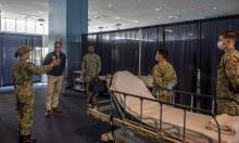 كورونا بأميركا: 4 آلاف وفاة والفيروس يتفشى بالسلك الدبلوماسي والجيش