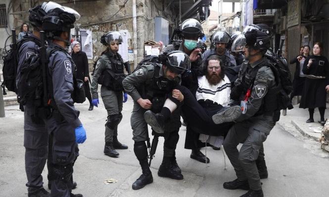 تجنيد الكوماندوز الإسرائيلي لمواجهة كورونا: بؤرة الانتشار بين الحريديين