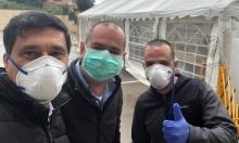 أم الفحم: مناشدة للمصابين بفيروس كورونا