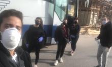 عودة 72 طالبا من عمّان إلى البلاد بسبب كورونا