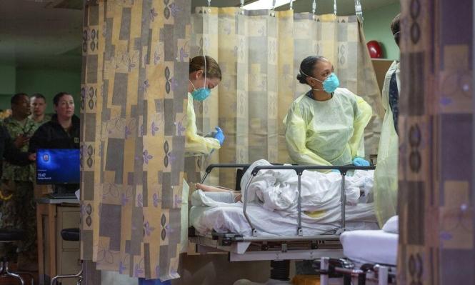 كورونا في أميركا: حصيلة الوفيات تتجاوز خمسة آلاف