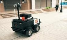 كورونا: الشرطة التونسية تستخدم روبوتًا لإعادة الناس لبيوتهم