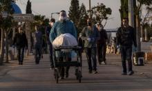 39 حالة وفاة و7428 مصابا بفيروس كورونا في البلاد