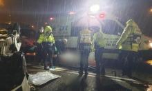 إصابتان خطيرتان في حادث طرق على شارع 90