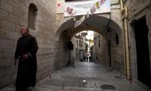 فلسطين: كورونا يعيق مراسيم الاحتفال بأحد الشعانين