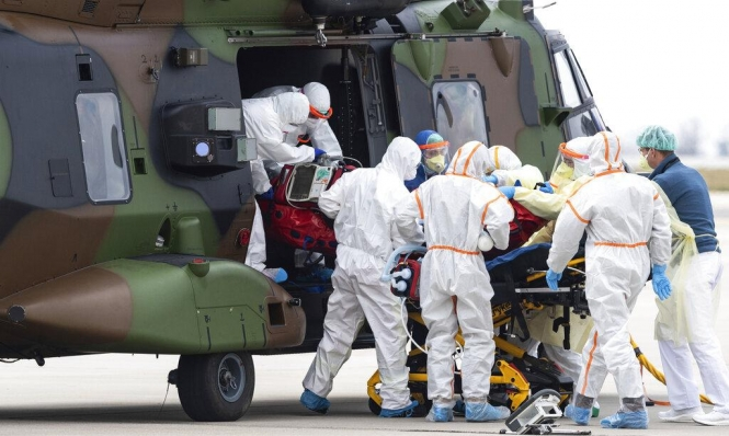 كورونا: تسجيل 140 وفاة في بلجيكا و600 إصابة لجنود فرنسيين
