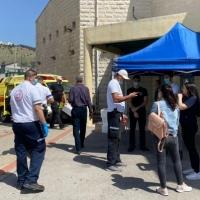 درعي: لا توجد حالات خطيرة بين العرب وفي القدس الشرقية