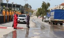 الضفة الغربية: ارتفاع عدد المصابين بكورونا لـ226 شخصا