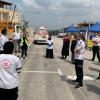 الطيبة: مطالبة وزارة الصحة بالشفافية ونشر مسارات المصابين بكورونا