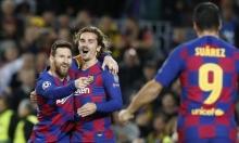 ما موقف غريزمان من مغادرة برشلونة؟