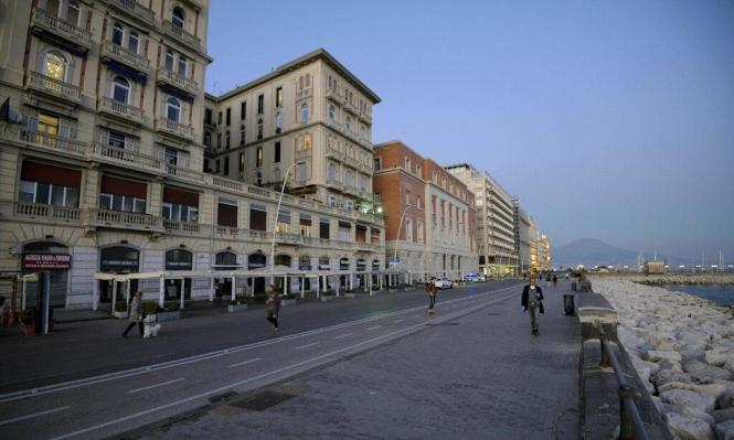 نابولي تتكاتف لعبور أزمة كورونا بمبادرة مواطنين