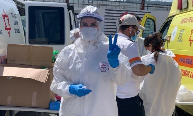 الصحة الإسرائيلية: 9658  فحصًا في المجتمع العربي منها 216 مريضا بالكورونا