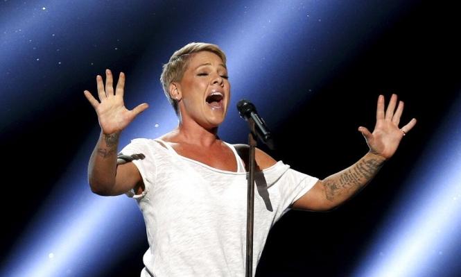 كورونا: المغنية الأميركية بينك تعلن شفائها وتتبرع بمليون دولار