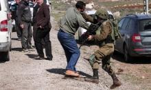 الاحتلال اعتقل 357 فلسطينيا في آذار