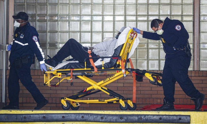 مُستجدات كورونا: وفيات أميركا تقترب من 11 ألفا وضحايا جُدد في بريطانيا وإسبانيا وبلجيكا وهولندا