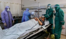 نفاد مواد الفحص المخبري لكورونا في غزة