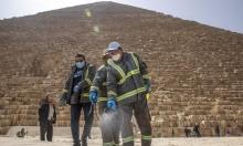 كورونا في مصر: 103 حالات وفاة و1560 أصابة وتمديد حظر التجول