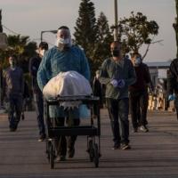 الصحة الإسرائيلية: الوفيات جراء كورونا ترتفع لـ79 والإصابات لـ9755
