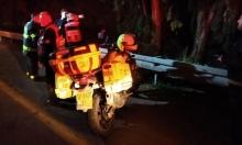إصابة خطيرة لشاب جراء حادث طرق في النقب