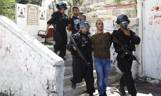 شرطة الاحتلال بالقدس تعتقل 3 شبان بعد الاعتداء عليهم في سلوان