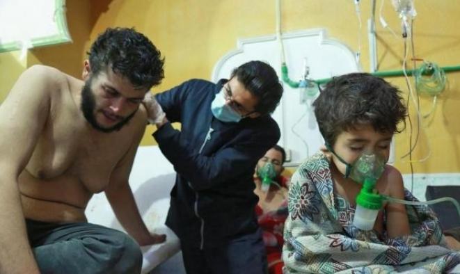 الاتحاد الأوروبي يطالب بمحاسبة النظام السوري لاستخدامه أسلحة كيميائية