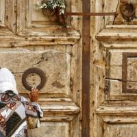 كنيسة القيامة مغلقة في عيدها لأول مرّة منذ مئة عام