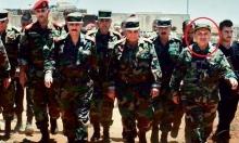 """الجيش الإسرائيلي ينشر فيديو لقيادات سورية ومن """"حزب الله"""" في الجولان"""
