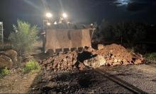 كورونا في دبورية: إغلاق الشوارع المؤدية للقرى المجاورة