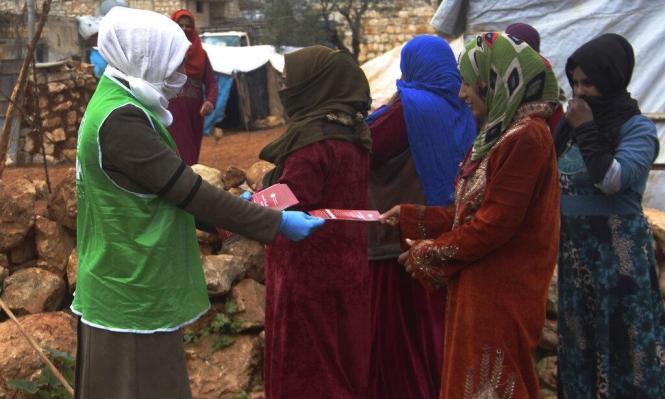 كارثة إنسانية قد تعصف بمخيمات النازحين السوريين بسبب كورونا