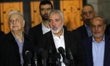 """""""حماس"""" تنفي قرب التوصل لصفقة تبادل أسرى"""