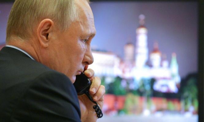 """بوتين يستدعي الجيش الروسي لـ""""معركة كورونا"""""""