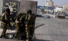 الاحتلال يقتحم مخيم قلنديا ويصيب شابًا برأسه إثر مواجهات اندلعت