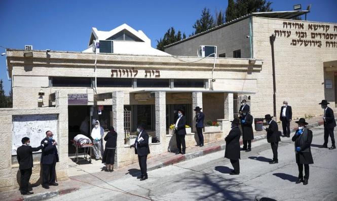 معطيات الوفيات والإغلاق مضللة: إسرائيل بدون خطة خروج من كورونا