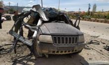 """""""غارة إسرائيلية استهدفت سيارة على طريق دمشق - بيروت"""""""