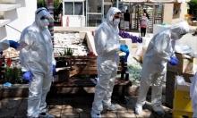 الصحة الإسرائيلية: 131 حالة وفاة و12501 إصابة بفيروس كورونا