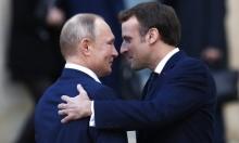 ماكرون ينتظر قبول بوتين لدعوة الأمم المتحدة للهدنة العالمية